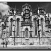 Batalha - exterior of the unfinished chapels