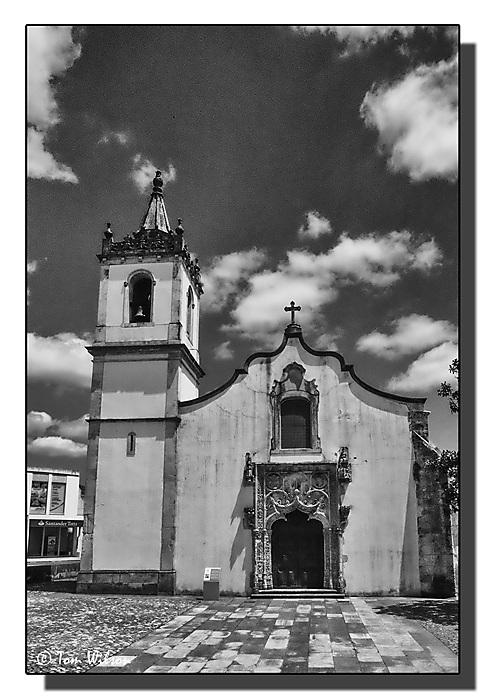 photoblog image Batalha - Igreja Matriz de Exeltação de Santa