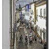 Obidos, Portugal - street scene