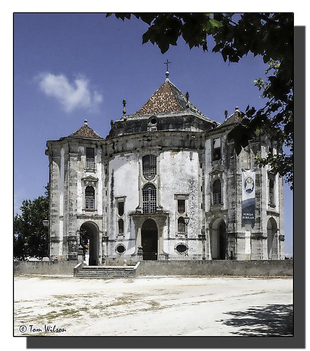 photoblog image Obidos - Santuario do Senhor Jesus da Pedra