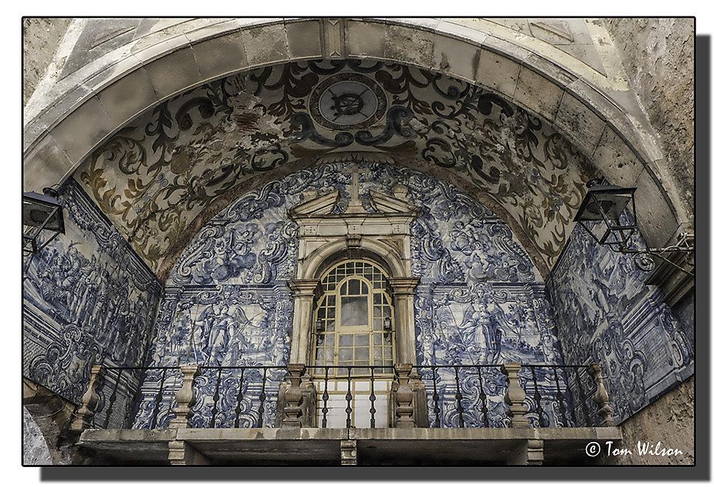 photoblog image Obidos - Main Gateway