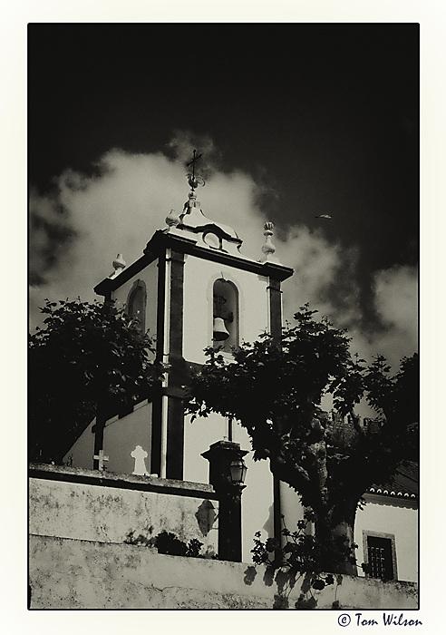 photoblog image Obidos - Church Tower