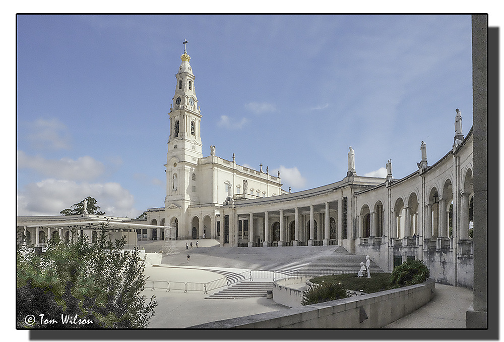 photoblog image Sanctuary of Fatima