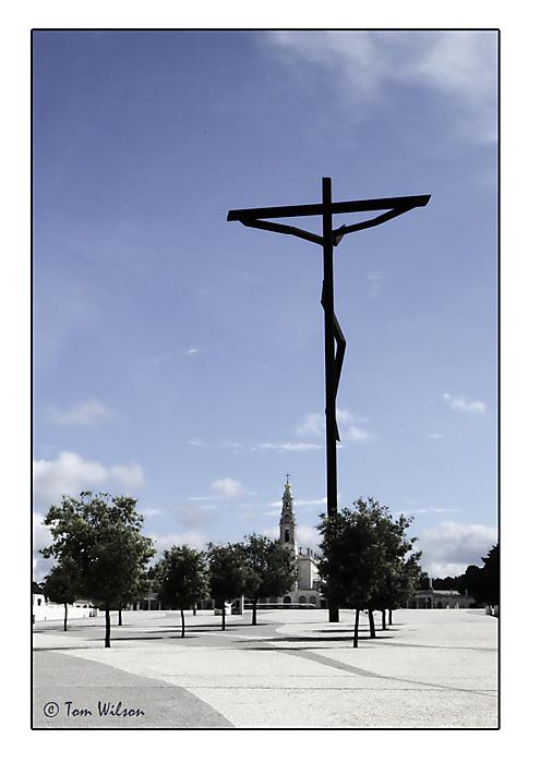 photoblog image Fatima - Crucifixion by Robert Schad
