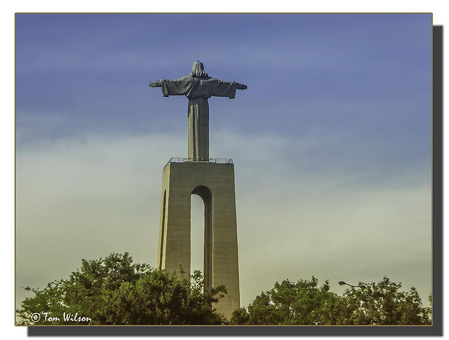 photoblog image Lisbon, Almada, Christ the King.