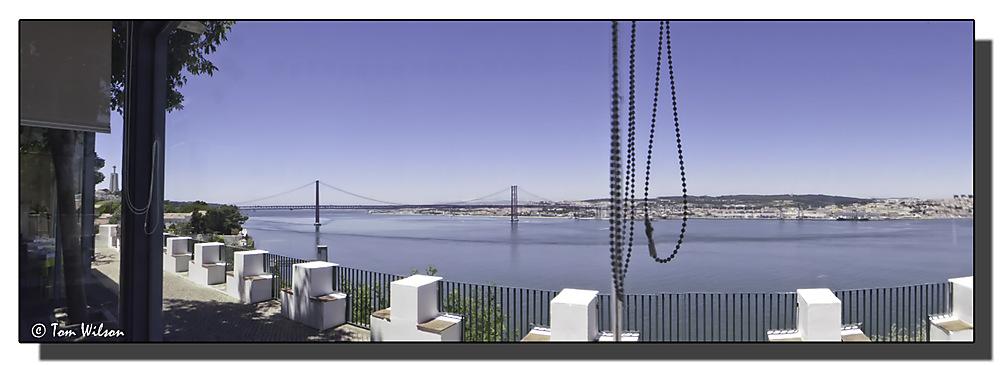 photoblog image Tejo Panorama