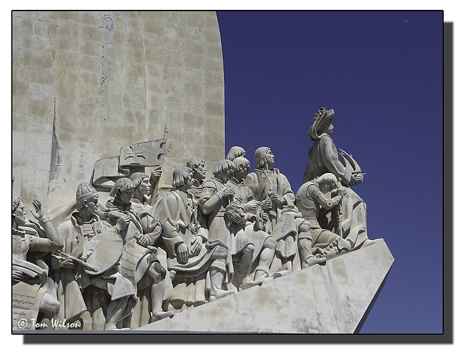 photoblog image Lisbon - Monument of the Discoveries