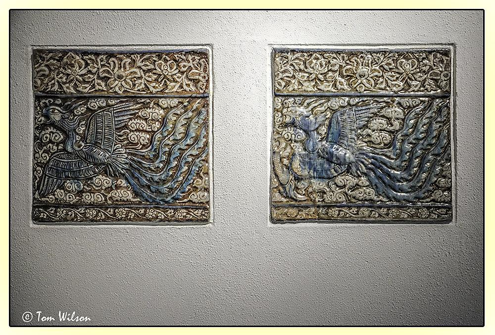 photoblog image Gulbenkian-Tiles