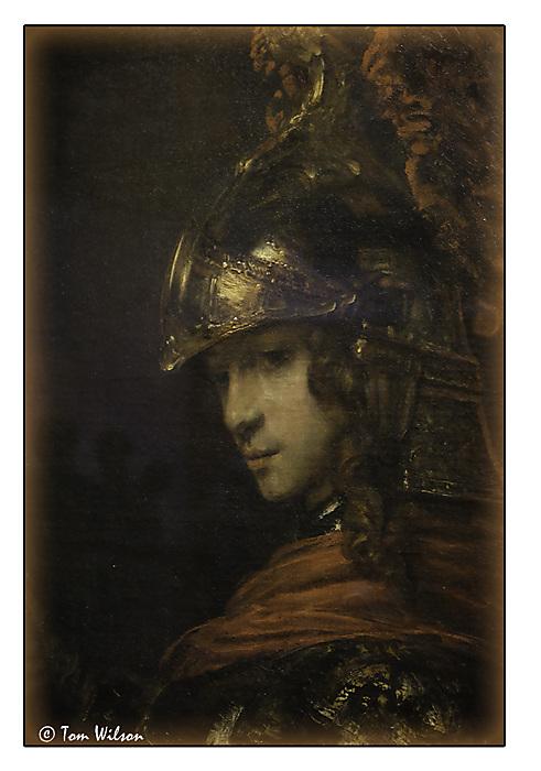 photoblog image Pallas Athena - Rembrandt