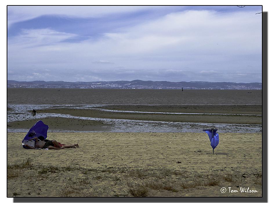 photoblog image On The Beach