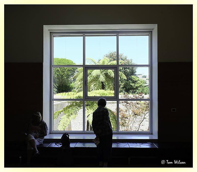 photoblog image Museum Window