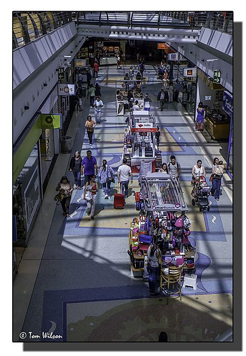 photoblog image Sunshine shoppers