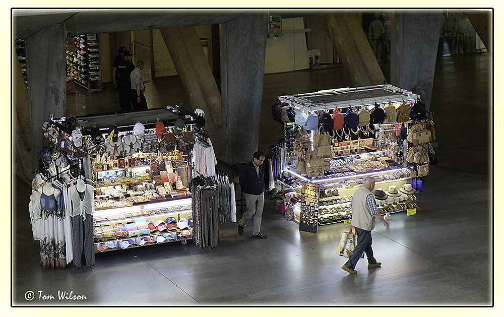 photoblog image Station Stalls