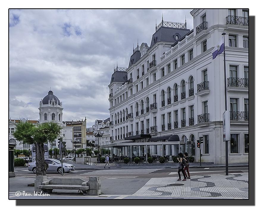 photoblog image Santander - Gran Hotel Sardineiro