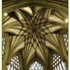 Wells - Chapel ceiling