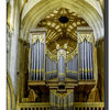 Wells Cathedral - the organ