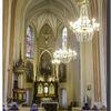 Druskininka - Church of St Mary - Interior