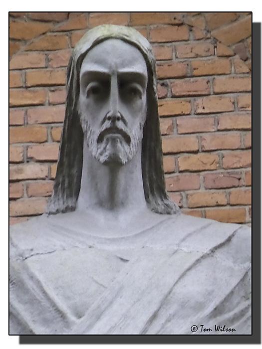 photoblog image Christ Statue
