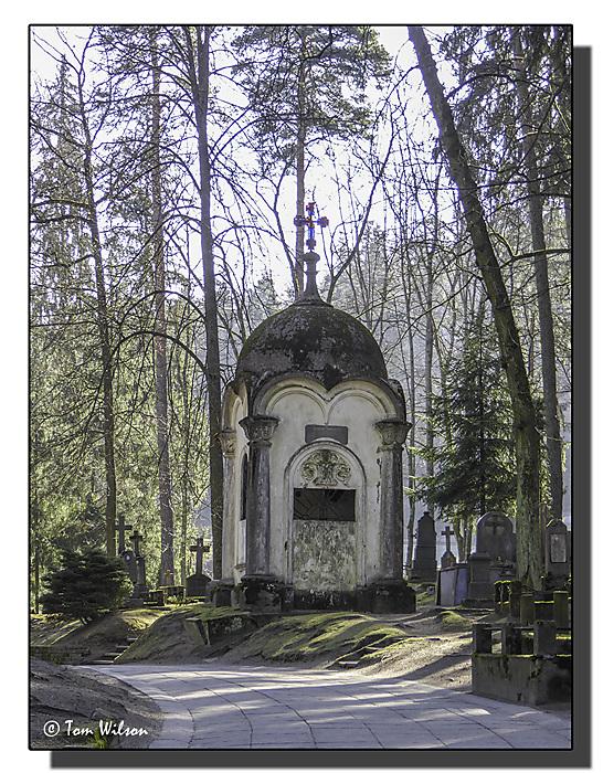 photoblog image Antakalnis Cemetery 1