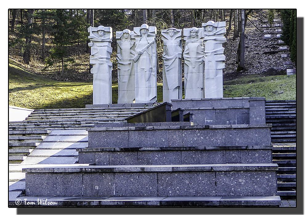 photoblog image Antakalnis Cemetery 3