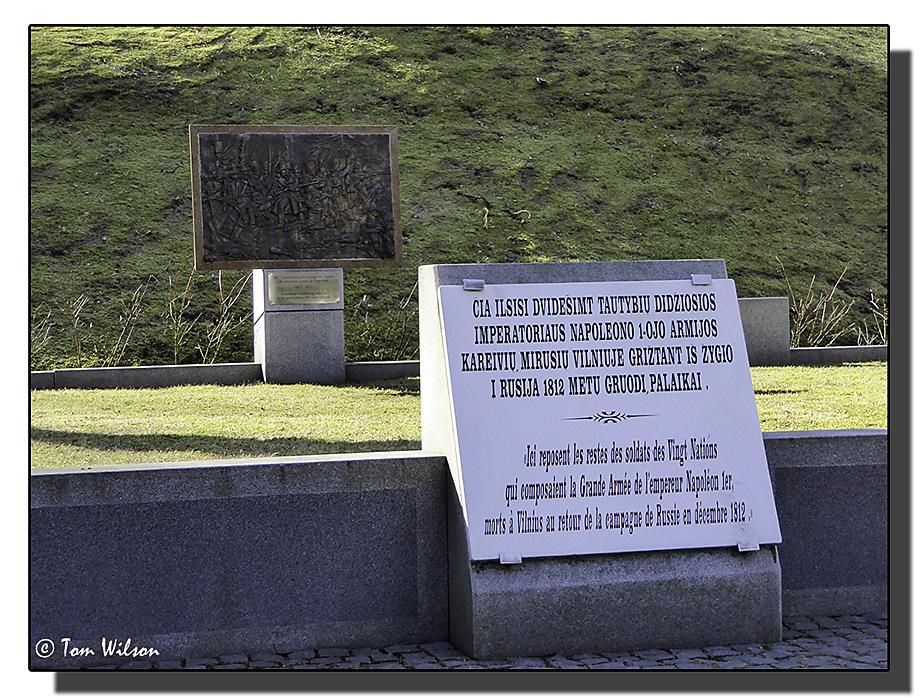 photoblog image Antakalnis Cemetery 4