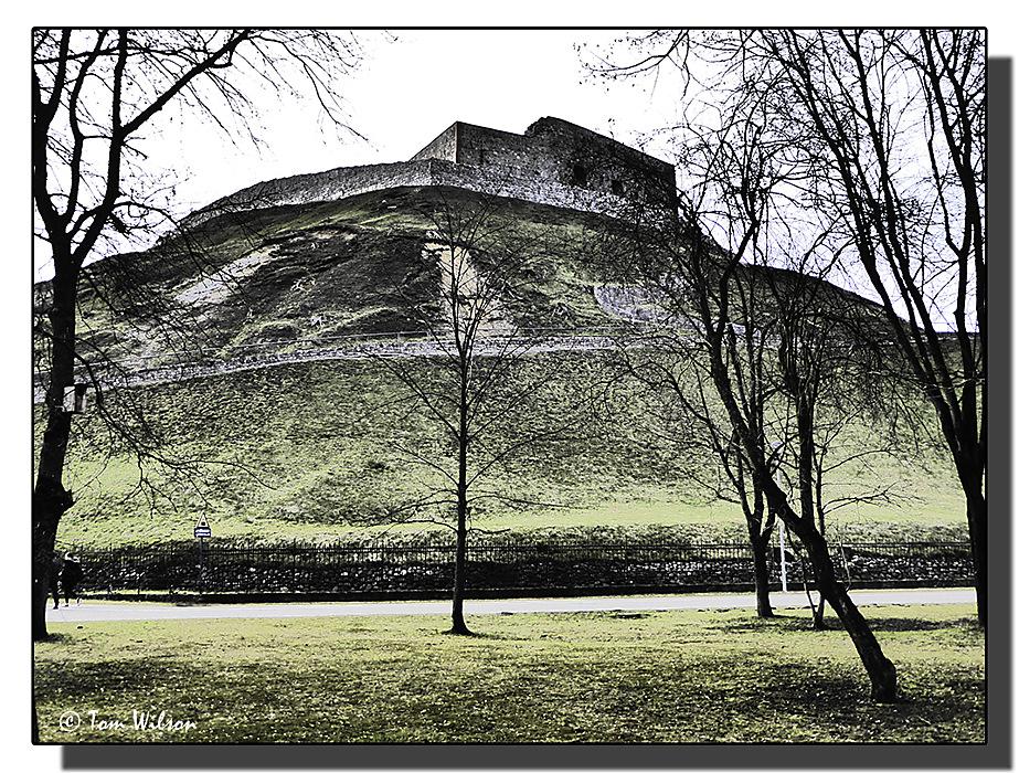 photoblog image Vilnius - Castle Hill