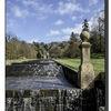 Chatsworth - the cascade