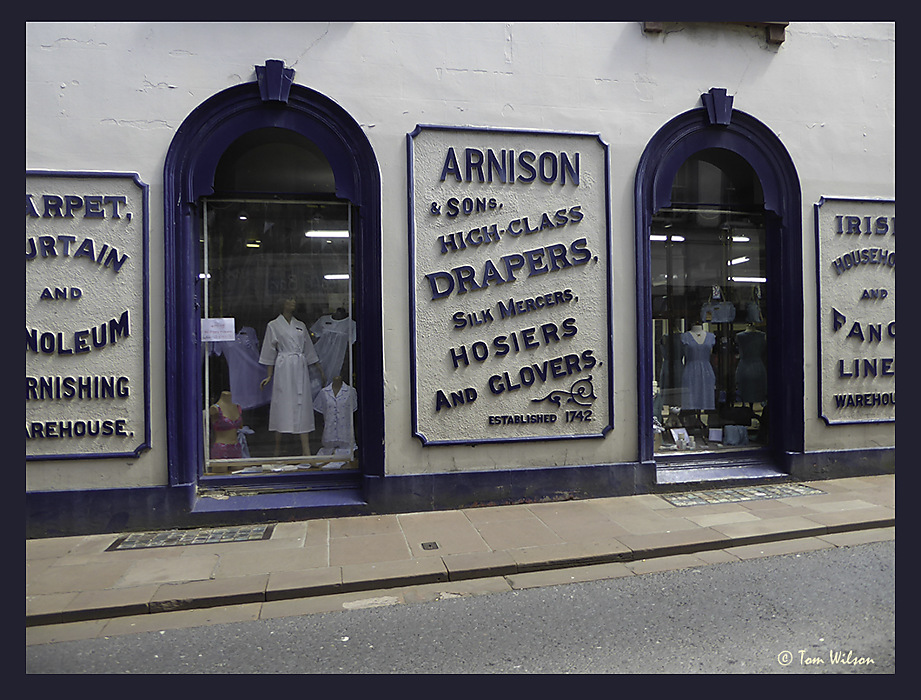 photoblog image Arnisons of Penrith