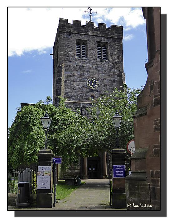 photoblog image St Andrews Penrith