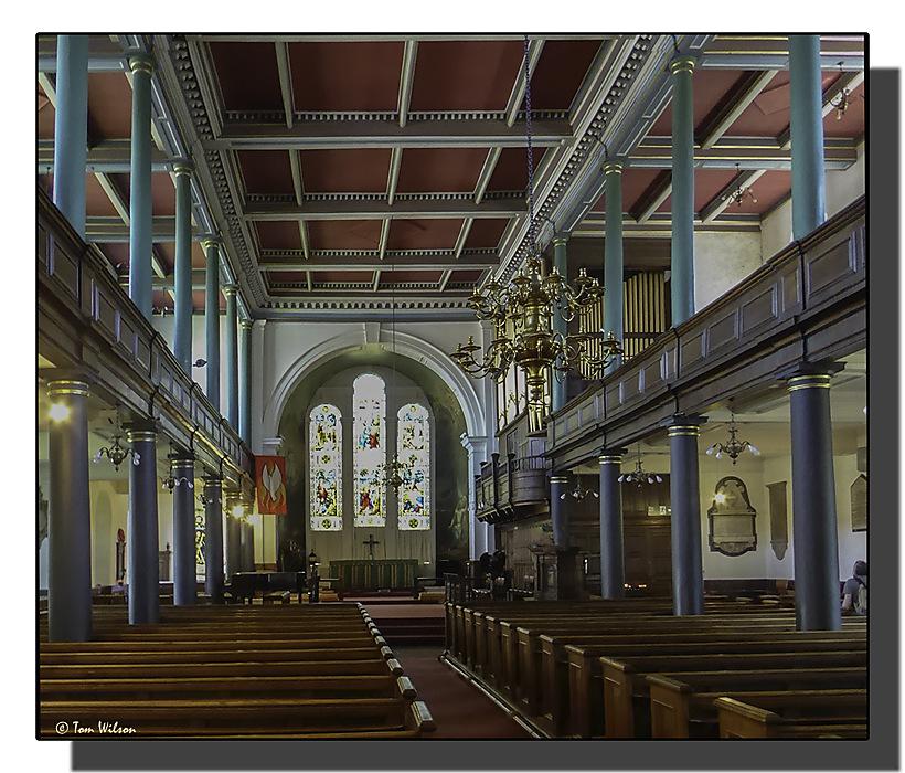 photoblog image St. Andrews - Interior