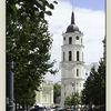 Vilnius - Cathedral BellTower