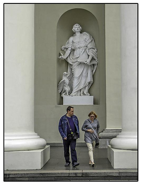 photoblog image Vinius Cathedral
