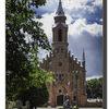 Kernave - church
