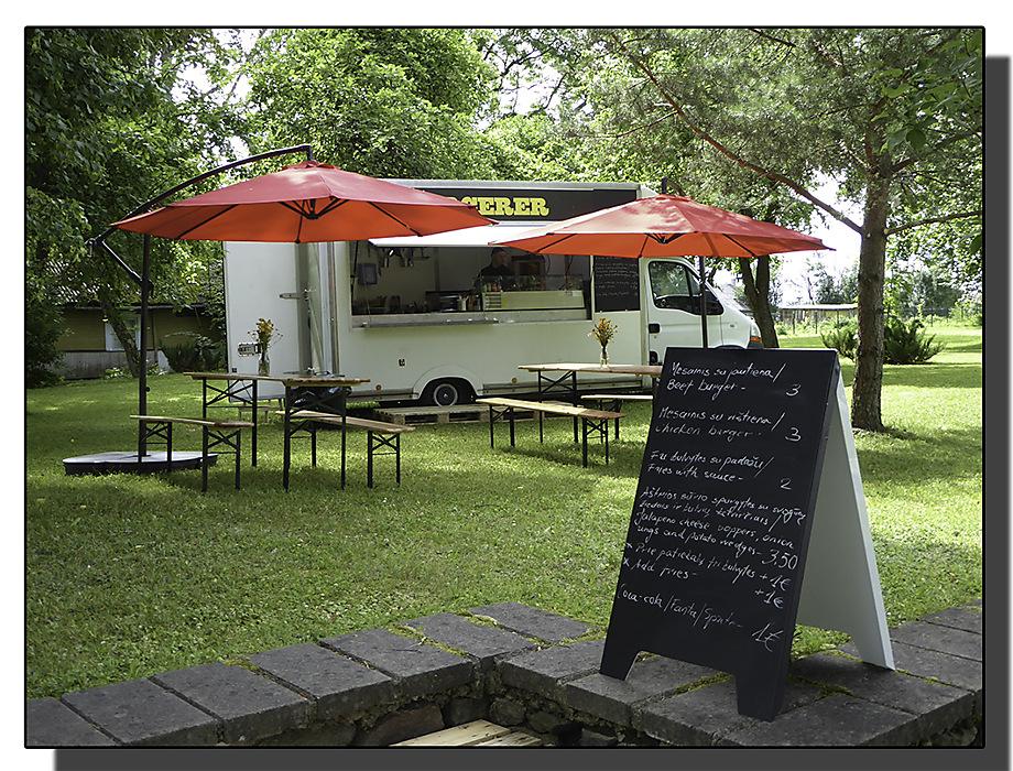 photoblog image Kernave - restaurant