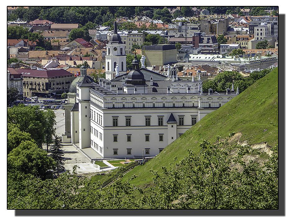 photoblog image Vilnius - Ducal Palace