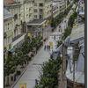Siauliai - main shopping street