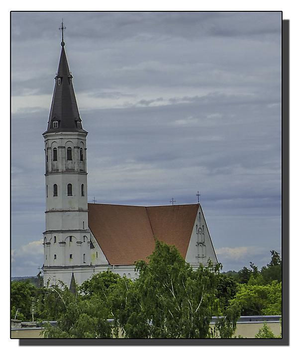photoblog image Siauliai-cathedral