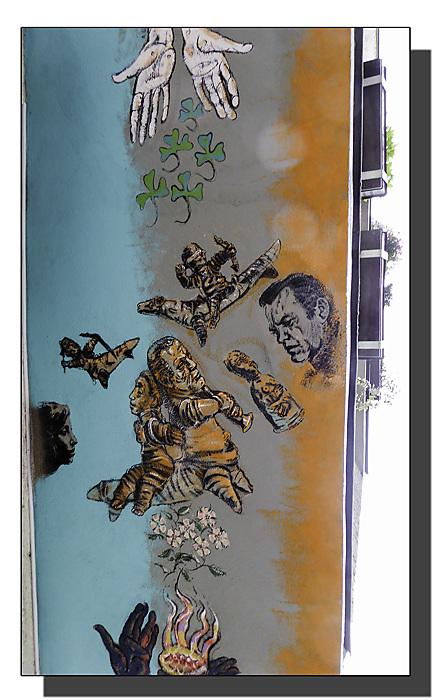photoblog image Siauliai-street art 4