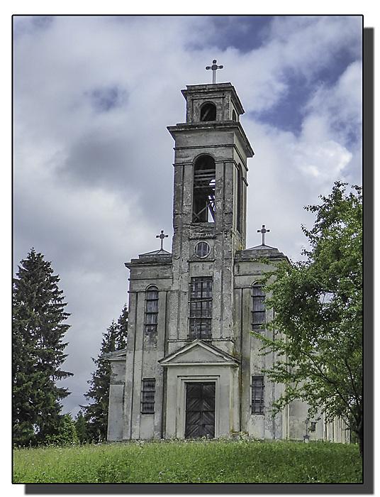 photoblog image Palendriai-monastery church