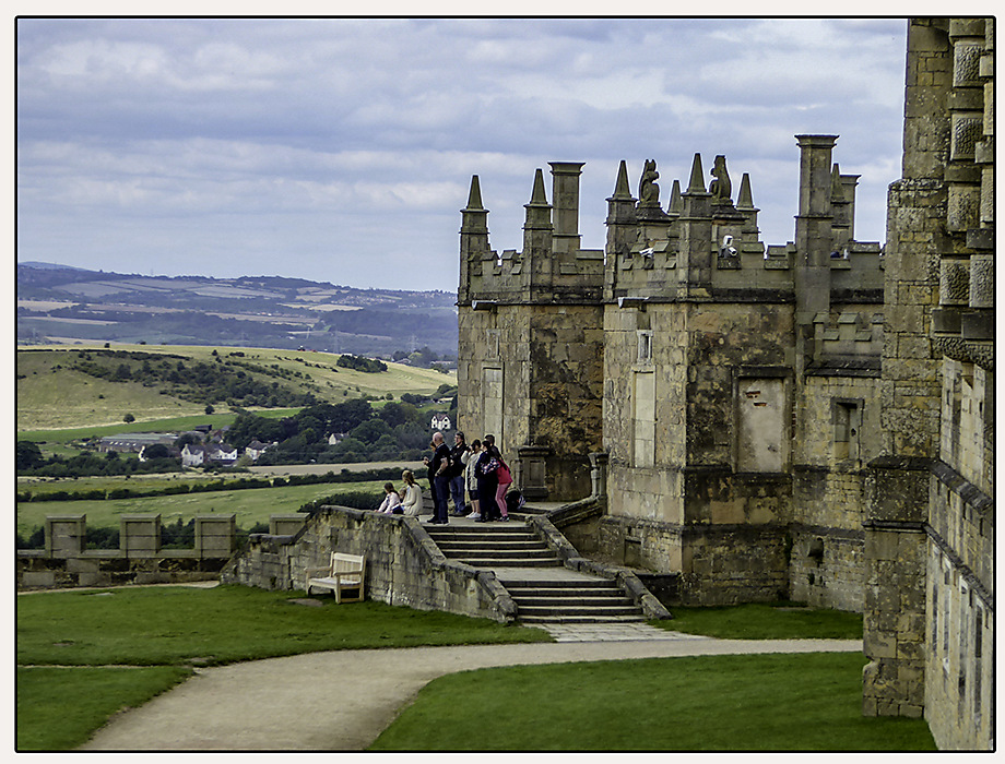 photoblog image Bolsover Castle 1 of several