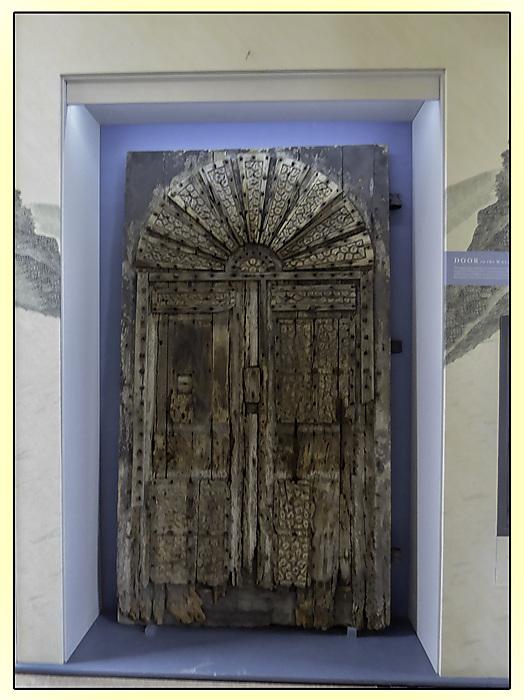 photoblog image Bolsover Castle - Door
