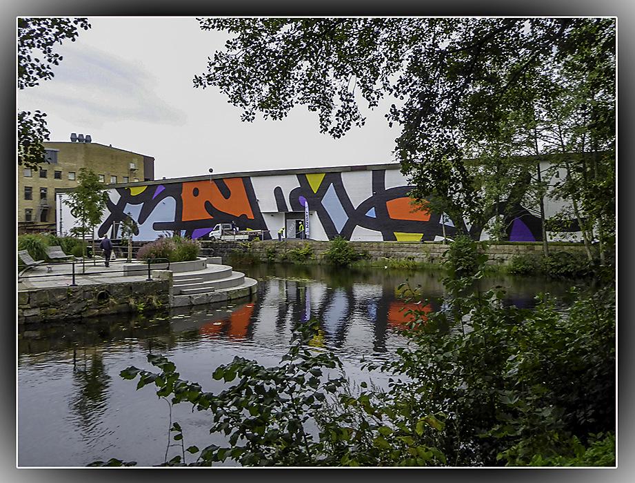 photoblog image Borås - Street Art 5
