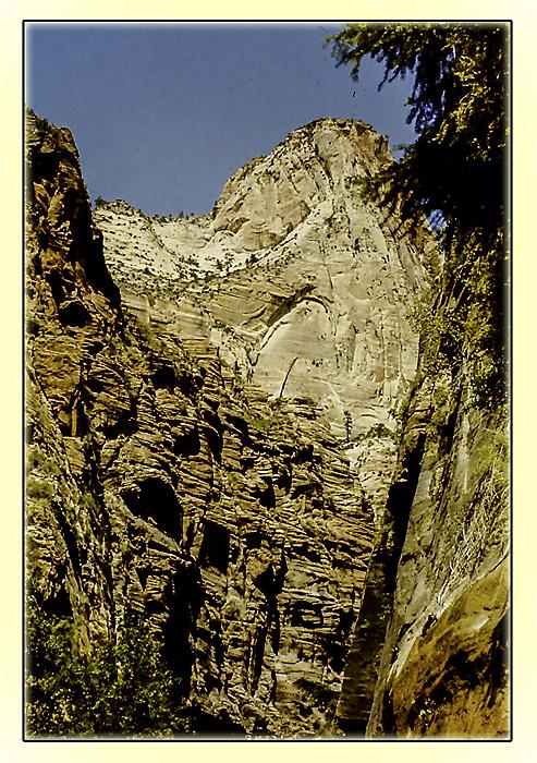 photoblog image Zion Canyon