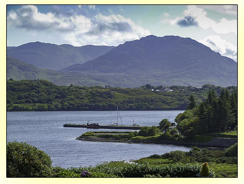 photoblog image Irish landscape