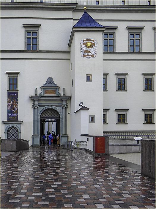photoblog image Palace entrance