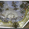 Madrid - a ceiling in the Royal Palace
