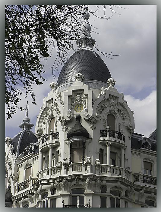 photoblog image Madrid-Victorian style