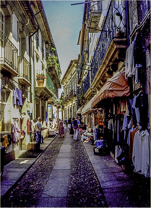 photoblog image Portuguese Street
