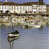 Faro Harbour, Portugal