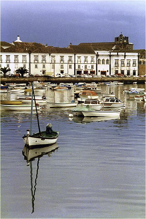 photoblog image Faro Harbour, Portugal